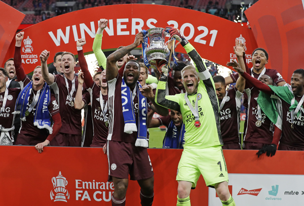 FA Kup (finale): Lester je uzeo trofej