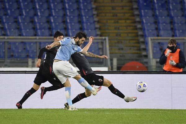SEA: Lacio nastavio niz, 14 utakmica Bolonja praznih šaka