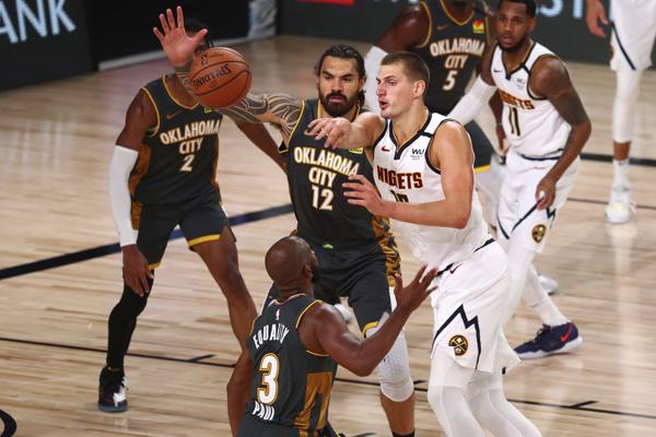 NBA: Jokića ne može ništa da zaustavi. Tripl-dabl!