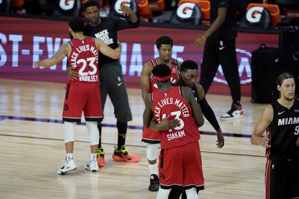 NBA: Majami bazen nije mogao da pogodi za tri poena, Toronto proćerdao +17, ali se iskupio