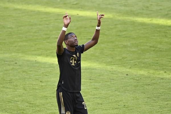 Zvanično: Alaba u Real Madridu