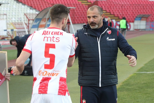 Stanković: Zvezdin dres veća motivacija od rekorda