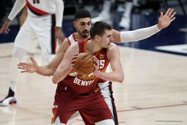 NBA: Nova dominacija i tripl-dabl Jokića u ubedljivoj pobedi Denvera