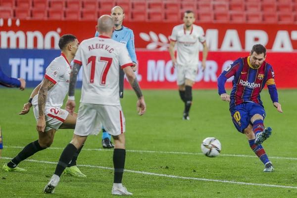 LL: Sevilja podbacila, Barselona ne da titulu