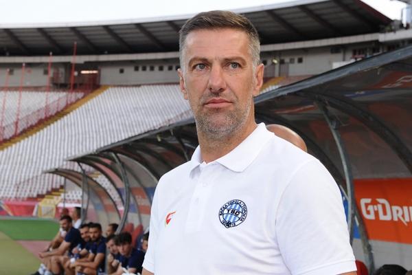 Krstajić dobio otkaz pred meč sa Partizanom
