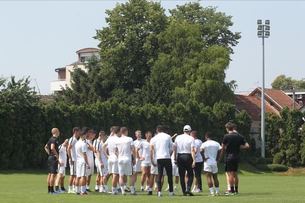 Partizan počeo pripreme za novu sezonu