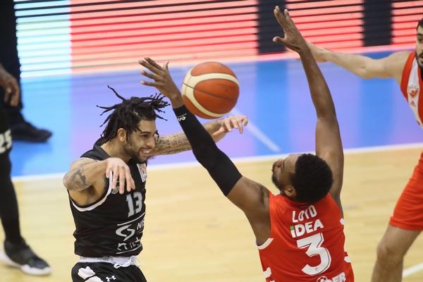 ABA: Partizan posle produžetka upisao peti vezani poraz!