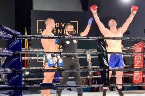 Održan Budva Splendid Grand Prix: Spektakularno boks i kik boks veče na moru