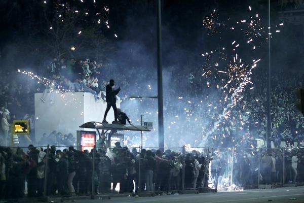 """Lisabonski derbi: Šampionski špalir za """"lavove"""""""