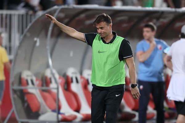 Stanojević: Nismo bili na nivou, ali zaslužili smo prolaz dalje