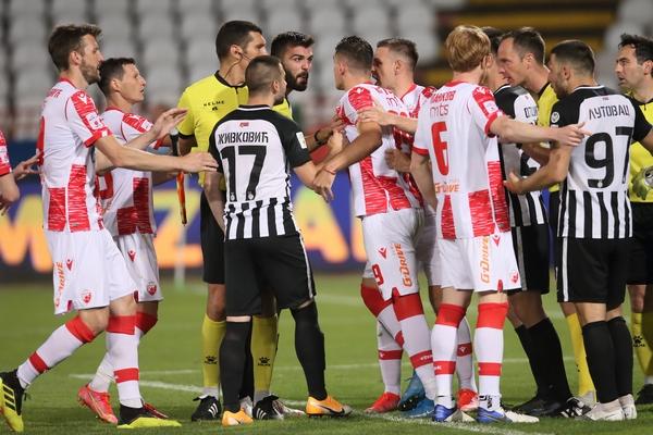 Zvezda i Partizan zajedno istupili: Dajte nam više stranaca i ne dirajte novac!