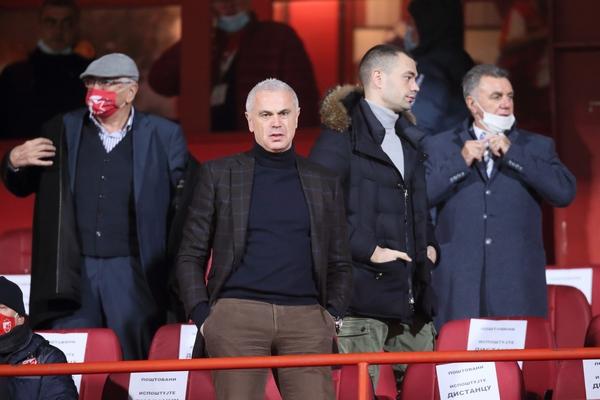 Terzić: Porasli smo kao klub, hoćemo opet u Liga šampiona